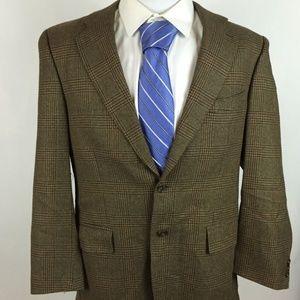 Ralph Lauren Two Button Blazer Size 43T Silk